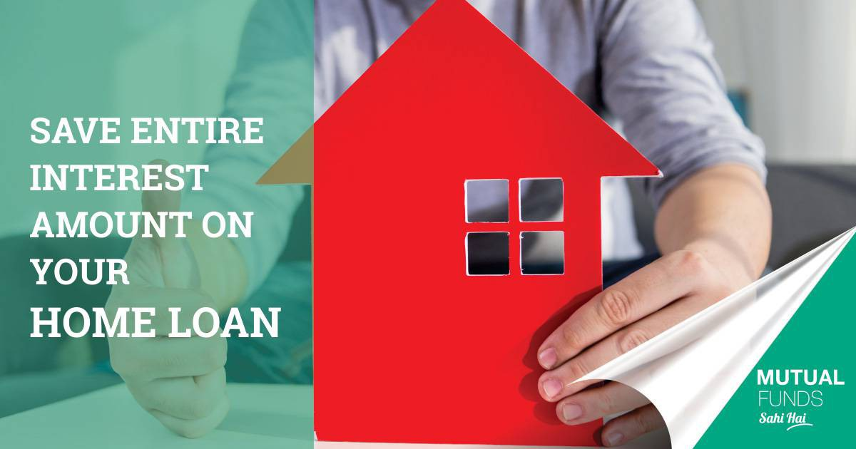 Save Interest Amount on your home loan_Mutual Funds