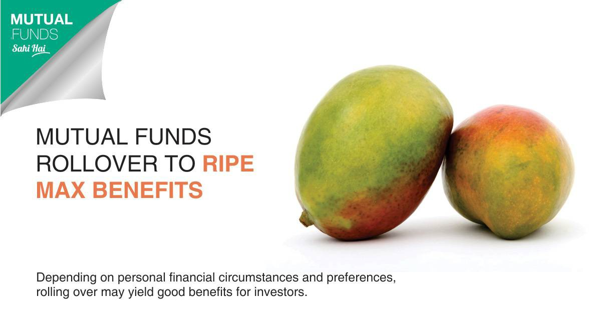 ELSS Mutual Funds Rollover-to-ripe